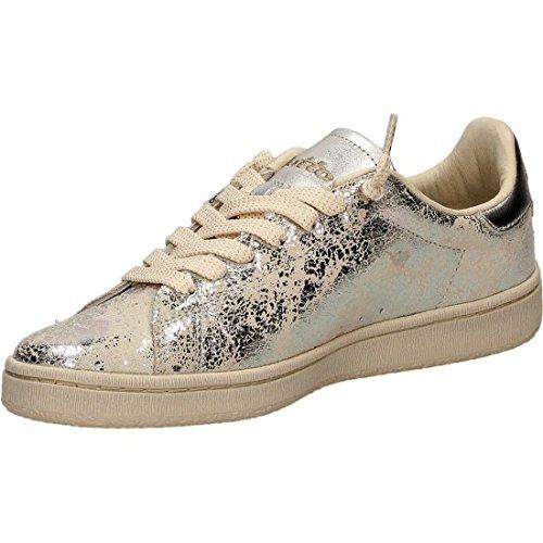 Sneakers Lotto Femme Argento T4604 Legenda EBXnzxrE
