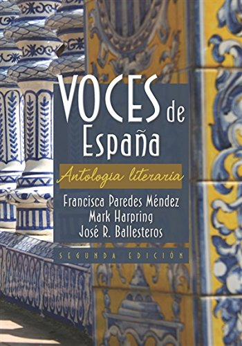 1285053834 - Voces de Espana (World Languages)