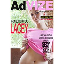 AdVIZE (Magazine for men): From guy to hot gal Lacey