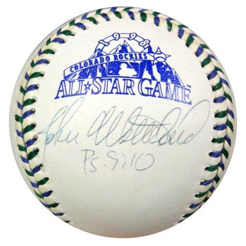 1998 All Star Game Baseball - 5