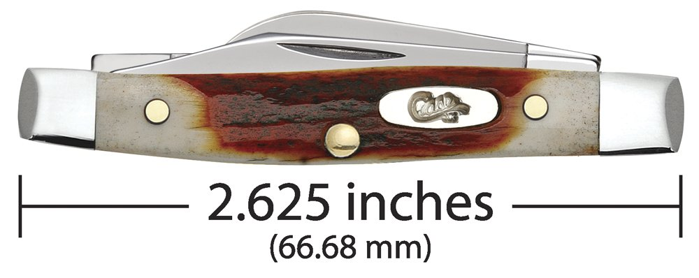 Case Small Red Stag Stockman Pocket Knife by Case (Image #2)
