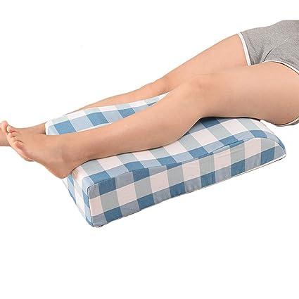 SXFYMWY Almohada antiescaras para piernas Diseño ...