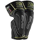 EVS Sports Men's Knee Pad (TP199 Lite Pair) (Black, Large/X-Large), 2 Pack