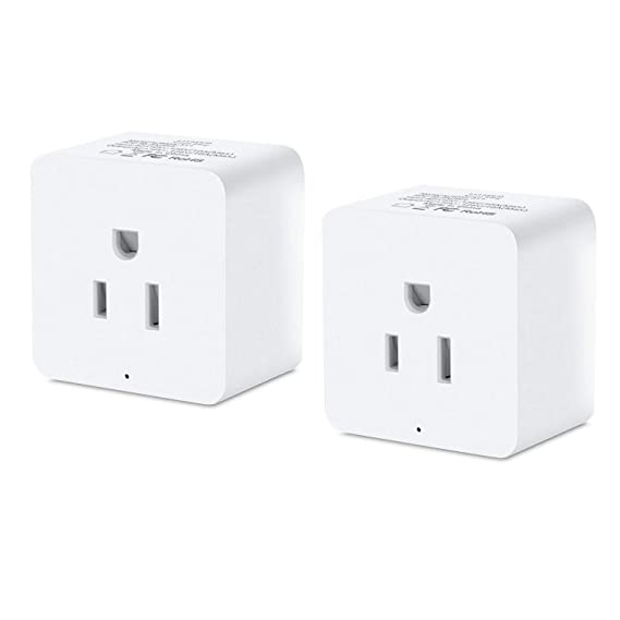 Review LITSPED Smart Plug, Wifi