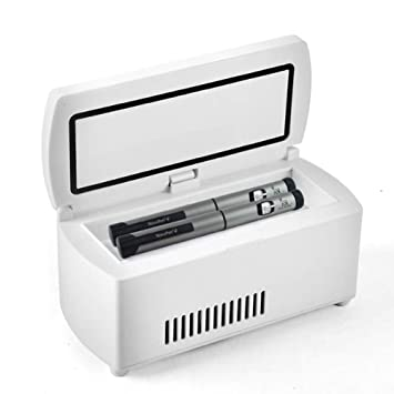 YDSBOX Insulin Cooler Refrigerator Box - Mini Portátil ...