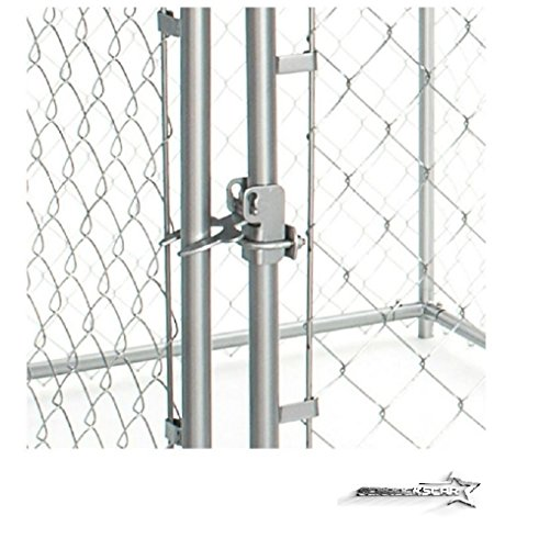 chain link dog kennel assembly instructions