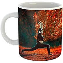 Westlake Art - Coffee Cup Mug - Red Nature - Modern Picture Photography Artwork Home Office Birthday Gift - 11oz (*9m-f24-2fc)