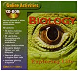 Biology: Exploring Life : Online Activities CD-ROM, Campbell, Neil A. and Williamson, Brad, 0131150626