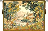 Tapestry, Extra Large, Wide - Elegant, Fine, French & Wall Hanging - Paysage du Lauragais, B-H50xW72