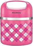 630 ml Lunchbox Suppe Lebensmittel Essen Edelstahl Isolierte Haltebox Pink Rosa