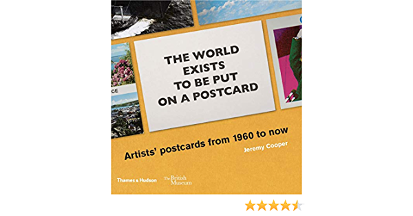 Postcard let/'s rule the world