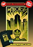 Metropolis (DVD + XL Size T-Shirt Set) by Brigitte Helm