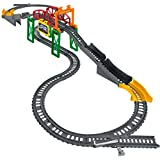 Fisher-Price Thomas The Train TrackMaster Over-Under Tidmouth Bridge Set