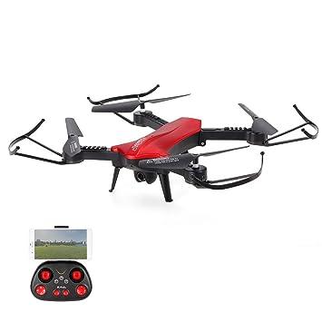 SZJJX SJ60 RC Drones Plegable Control Remoto WiFi Quadcopter FPV ...
