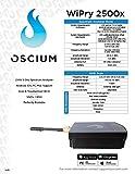 OSCIUM WiPry 2500x: Wi-Fi Spectrum Analyzer, 2.4