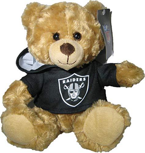 The Good Stuff NFL Oakland Raiders Hoodie Bear