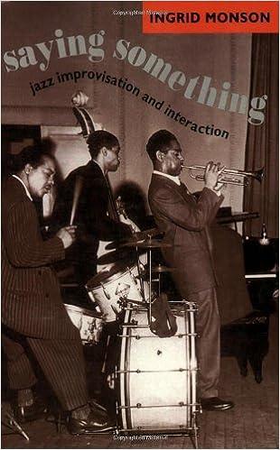 Saying something jazz improvisation and interaction chicago saying something jazz improvisation and interaction chicago studies in ethnomusicology 1st edition kindle edition fandeluxe Images