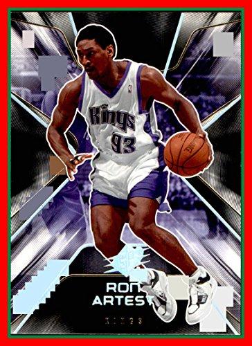 Ron Artest Kings - 3