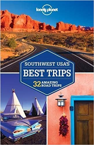 Book Lonely Planet Southwest USA's Best Trips (Travel Guide) by Lonely Planet (2014-02-01)