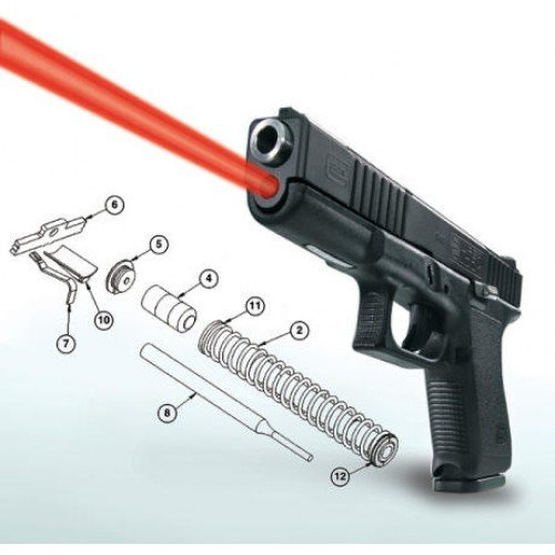 LaserMax Sight Red T0218