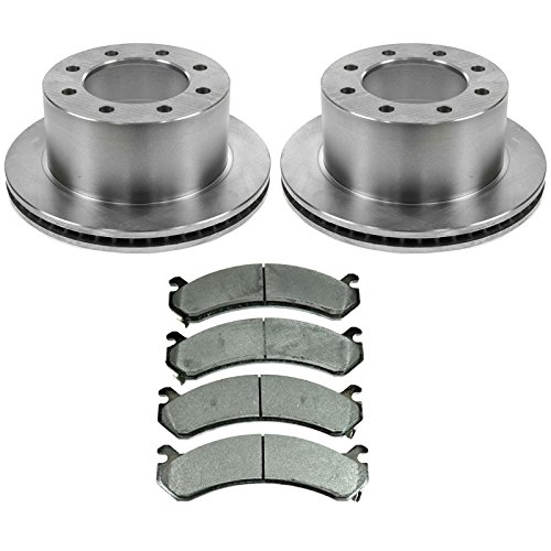 chevy truck brake rotors - 2