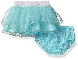 Gymboree Baby Girls\' Mint Sparkle Tutu, Spring Blue, 6-12 Months