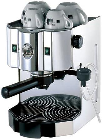 La Pavoni 862432973 Cafetera expreso Euro Bar de Luxe edl: Amazon ...