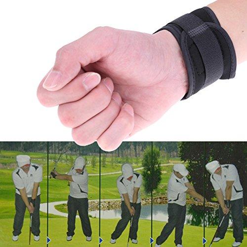 Deway Golf Wrist Brace Band Swing Training Correct Cocking Aid Support Tool by Deway (Image #3)