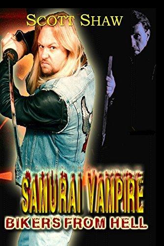 Samurai Vampire Bikers from Hell by Scott Shaw -  DVD