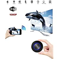 Lovingvs Wifi Display Dongle, 1080P Wireless Miracast TV HDMI Display Receiver with AV Output Mira-cast DLNA Airplay for IOS/Android/Windows/Mac (2.4G)