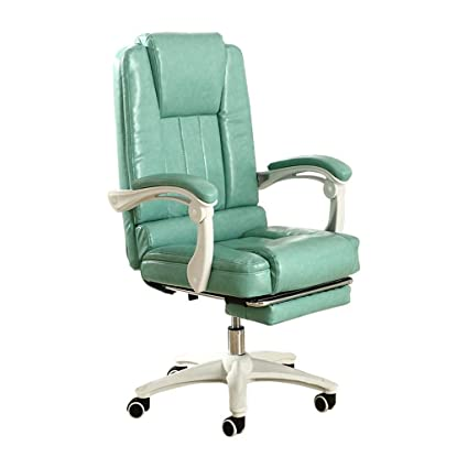 Excellent Amazon Com Office Swivel Chair With Footrest High Back Theyellowbook Wood Chair Design Ideas Theyellowbookinfo