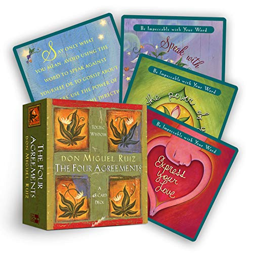 The Four Agreements: A 48-Card -