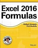 Excel 2016 Formulas (Mr. Spreadsheet's Bookshelf)