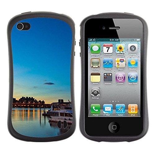 Apple Iphone 4 / 4S [Evening City Lights]