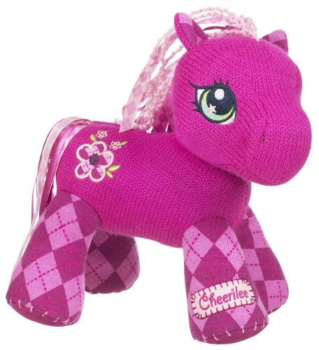Amazon Com My Little Pony Plush Cheerilee Toys Games