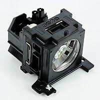 Lampedia Projector Lamp for HITACHI CP-WX8 / CP-WX8GF / CP-X2520 / CP-X3020 / CP-X7 / CP-X8 / CP-X9 / CPWX8 / CPX7 / CPX8 / CPX9 / ED-X50 / ED-X52 / HCP-2250X / HCP-2700X / HCP-2750X / HCP-3250X / HCP-U27E / HCP-U27S / HCP-U32S