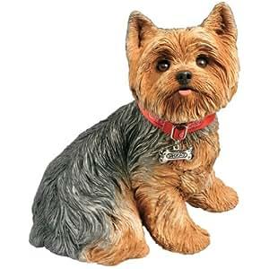 Amazon.com: Sandicast Life Size Yorkshire Terrier