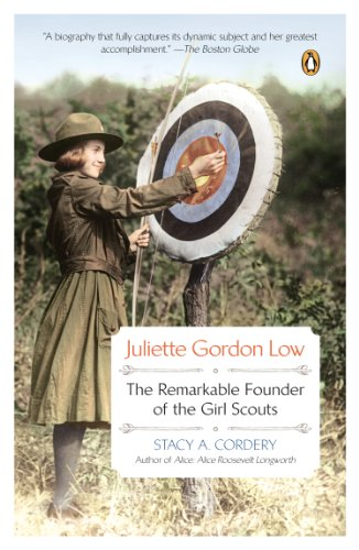 Juliette Gordon Low: The Remarkable Founder of the Girl Scouts ()