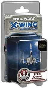 Fantasy Flight Games Star Wars X-Wing: T-70 Expansion Pack Set