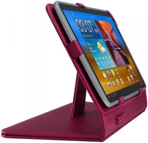 Seluxion-Funda universal para tableta Carrefour E812 () 8, color rosa: Amazon.es: Electrónica