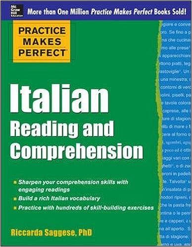 Amazon practice makes perfect italian reading and comprehension practice makes perfect italian reading and comprehension practice makes perfect series 1st edition fandeluxe Choice Image