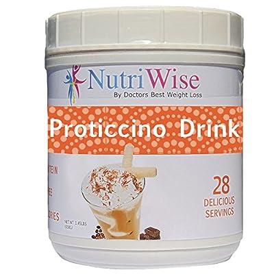NutriWise - Proticcino Protein Diet Drink ( 28 Serv )