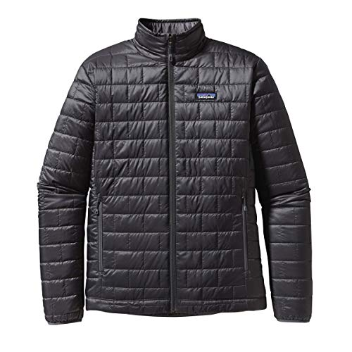 Patagonia Mens Water - Patagonia Men's Nano Puff Jacket (XL, Forge Grey)