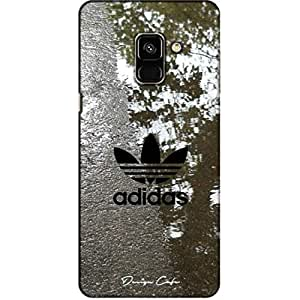 Samsung A6 Printed Mobile Cover