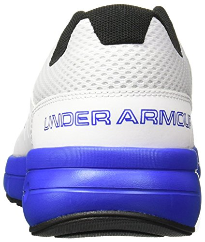 Under Armour Hombres Dash 2 Blanco / Ultra Azul / Ultra Azul