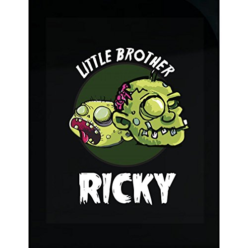Prints Express Halloween Costume Ricky Little Brother Funny Boys Personalized Gift - Sticker]()