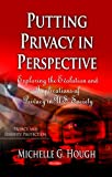 img - for Putting Privacy in Perspective: Exploring the Evolution and Implications of Privacy in U.S. Society (Privacy and Identity Protection) book / textbook / text book