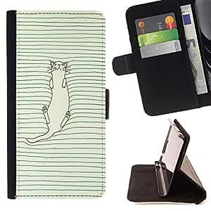 King Case - FOR Samsung Galaxy Note 3 III - in my heart - Prima caja de la PU billetera de cuero con ranuras para tarjetas, efectivo Compartimiento desmontable y correa para la mu?eca