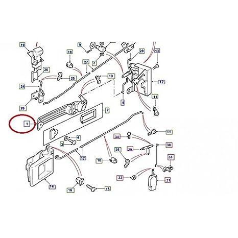 Scheibenwischermotor Defender ab Bj 2002