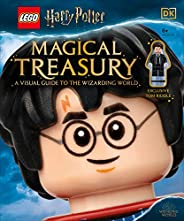 Lego(r) Harry Potter Magical Treasury: A Visual Guide to the Wizarding World